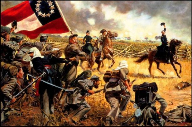 Война и отмена рабства в сша