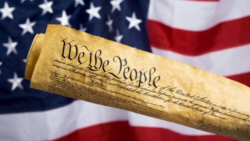 День Конституции в США.