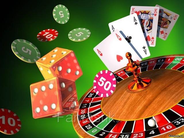 игры в казино и их правила