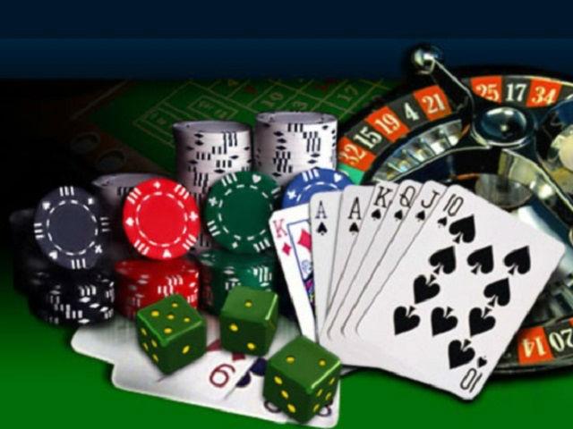 отмыв через казино